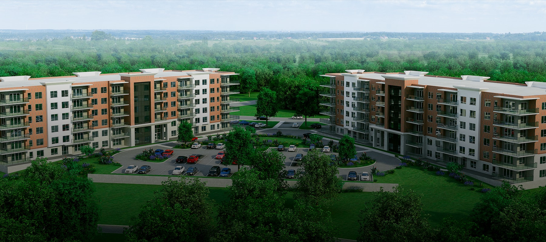 Amesbury Gate Luxury Apartments